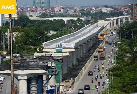 Tuyến đường Sắt đô Thị Thí điểm Nhổn – Ga Hà Nội