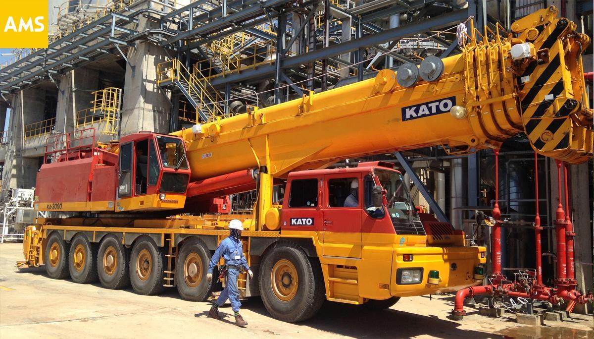 Kato KA-3000