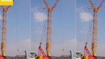 200ton Crawler Crane For Rent In Vietnam Dai Dien