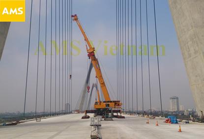 Crane For Rent In Vietnam
