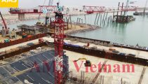 Tower Crane Rental In Vietnam Dai Dien
