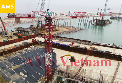 Tower Crane Rental In Vietnam