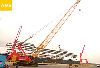 Crane Leasing In Ho Chi Minh City