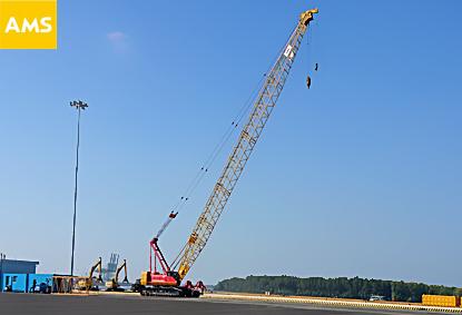 Crane For Rent In Vung Tau