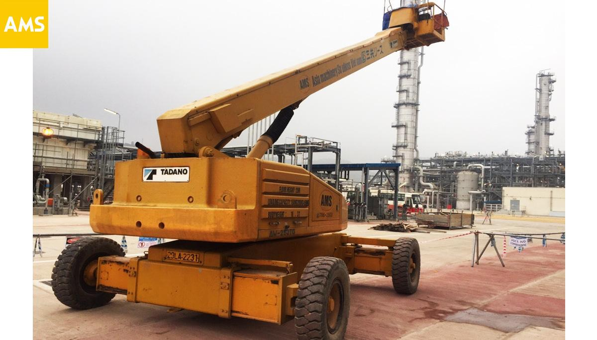 Manlift Archives Asia Machinery Solutions Vietnam
